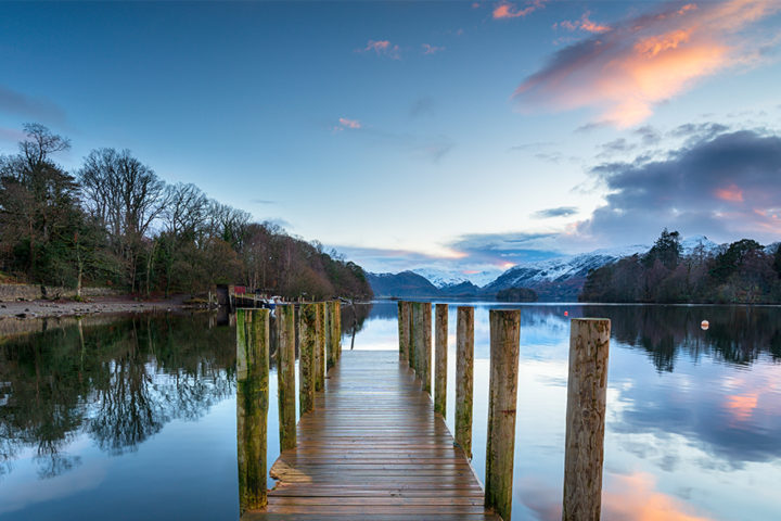 UK Walking Holidays - Lake District Explorer Keswick & The Northern Lakes